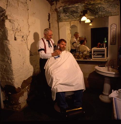 Havre Barber shop