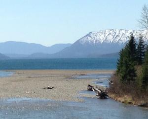 McDonald Creek to Lake