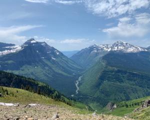 Highline Trail Glacier Park