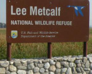 Lee Metcalf Wildlife Refuge