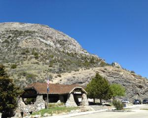 Lewis and Clark Caverns