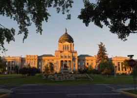 Helena Capital Building