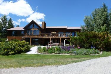 Exterior of Bed and Breakfast