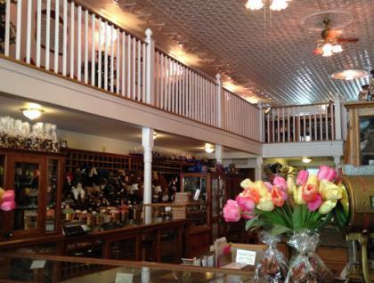 Sweet Palace interior