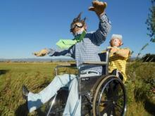 Stevensville Scarecrow festival