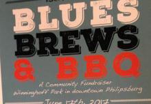 Blues Brews and BBQ