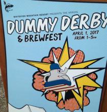 Dummy Derby Whitefish