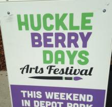 Huckleberry Days Whitefish