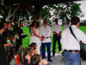 wedding in Havre